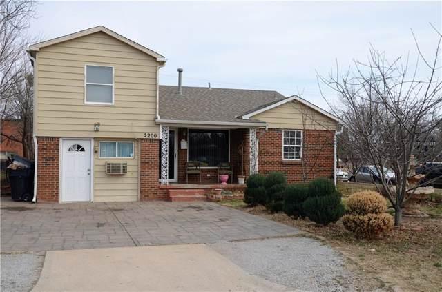 2200 N Quapah Avenue, Oklahoma City, OK 73107 (MLS #883678) :: Homestead & Co