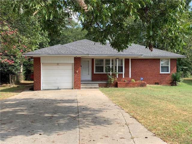 1010 Sunnymeade Street, Wewoka, OK 74884 (MLS #883693) :: Homestead & Co