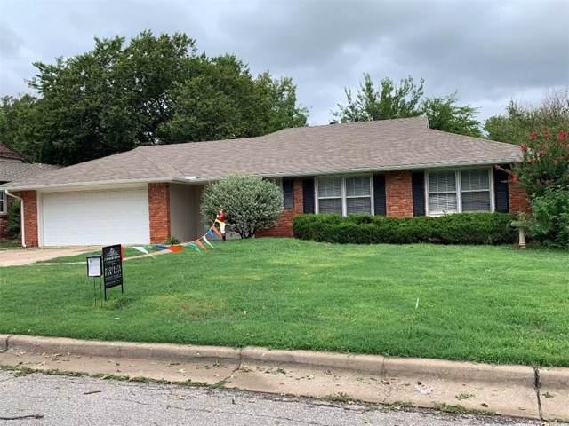 3221 NW 62nd Street, Oklahoma City, OK 73112 (MLS #883695) :: Homestead & Co