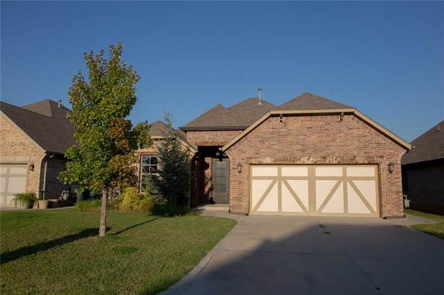 2566 Forest Crossing Drive, Choctaw, OK 73020 (MLS #883697) :: Homestead & Co