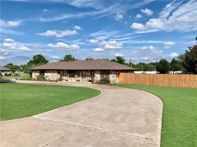418 S Chuckwagon Drive, Mustang, OK 73064 (MLS #883700) :: Erhardt Group at Keller Williams Mulinix OKC