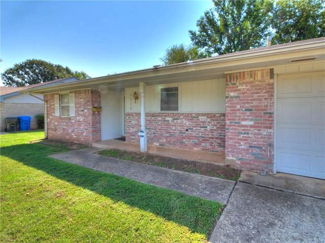 1712 Chamblee Drive, Norman, OK 73071 (MLS #883703) :: Homestead & Co