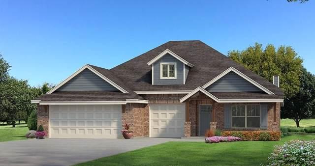 18817 Autumn Grove Drive, Edmond, OK 73012 (MLS #883706) :: Homestead & Co
