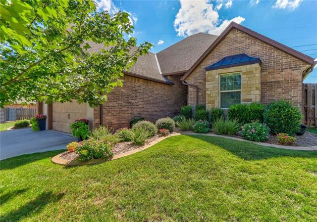 2908 Saint Fergus Drive, Edmond, OK 73034 (MLS #883727) :: Homestead & Co