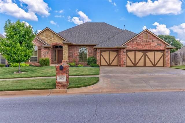 19408 Crest Ridge Drive, Edmond, OK 73012 (MLS #883731) :: Homestead & Co