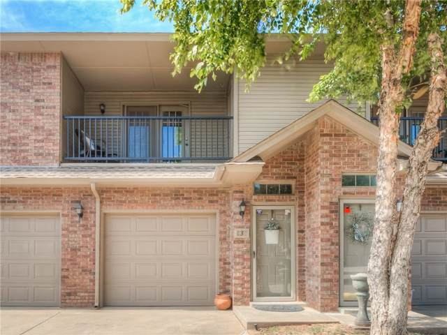 6162 N Brookline Avenue #3, Oklahoma City, OK 73112 (MLS #883744) :: Erhardt Group at Keller Williams Mulinix OKC