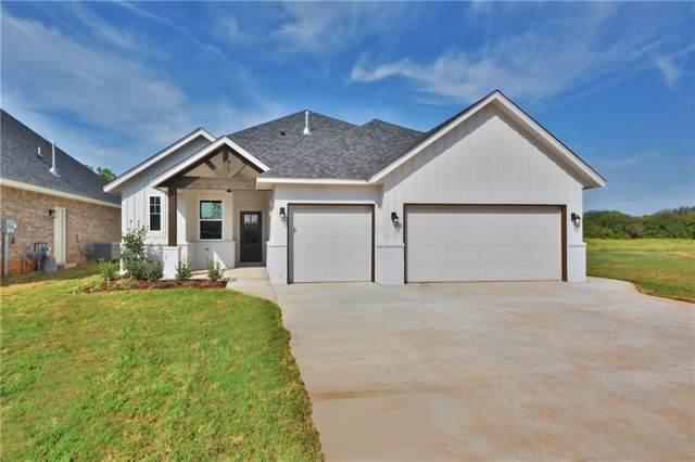 17637 Walnut Creek Road, Edmond, OK 73013 (MLS #883751) :: Homestead & Co