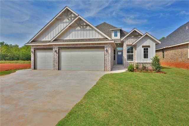 17607 Walnut Creek Road, Edmond, OK 73013 (MLS #883758) :: Homestead & Co