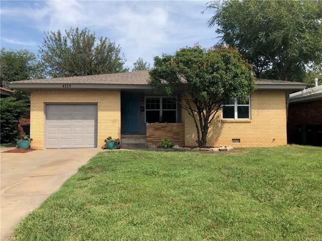 4113 NW 30th Street, Oklahoma City, OK 73112 (MLS #883764) :: Homestead & Co