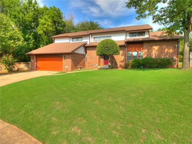 3601 Steven Court, Edmond, OK 73013 (MLS #883772) :: Homestead & Co