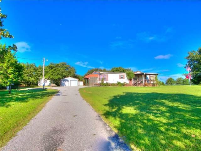 9655 Forest Hills Road, Harrah, OK 73107 (MLS #883774) :: Erhardt Group at Keller Williams Mulinix OKC