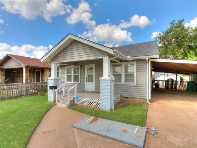 2533 SW 25th Street, Oklahoma City, OK 73108 (MLS #883775) :: Homestead & Co