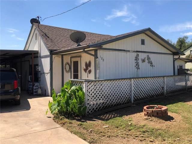 108 W Catalpa Street, Lexington, OK 73051 (MLS #883777) :: Homestead & Co
