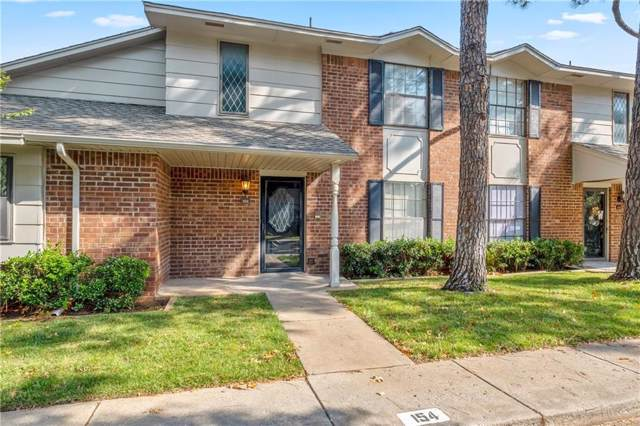 9009 N May Avenue #154, Oklahoma City, OK 73120 (MLS #883786) :: Homestead & Co