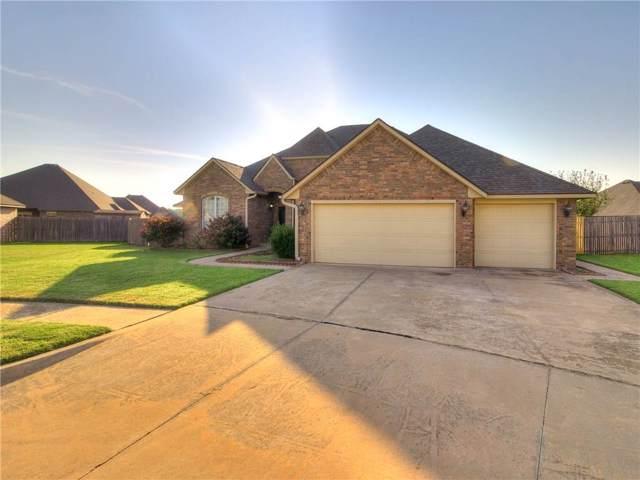 5328 Shearwater Court, Oklahoma City, OK 73179 (MLS #883798) :: Homestead & Co