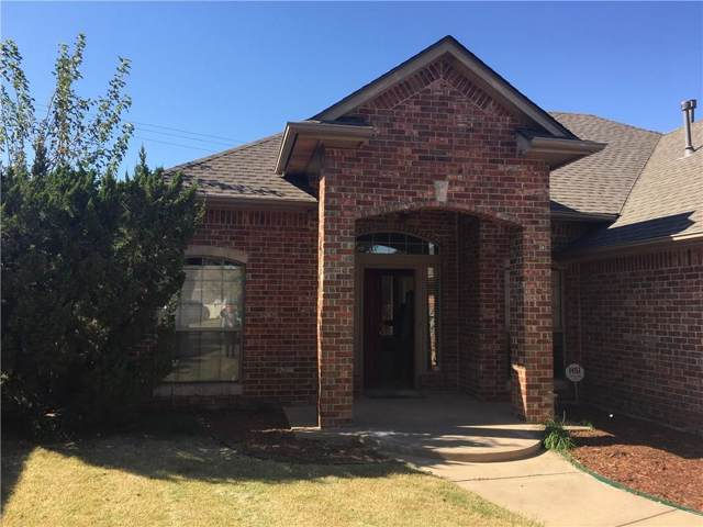 16813 Autumnwood Drive, Edmond, OK 73012 (MLS #883802) :: Homestead & Co