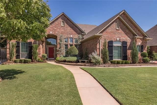 14508 Butterfield Drive, Edmond, OK 73013 (MLS #883804) :: Homestead & Co