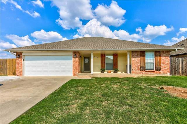 2112 Sunrise Drive, Moore, OK 73160 (MLS #883805) :: Homestead & Co