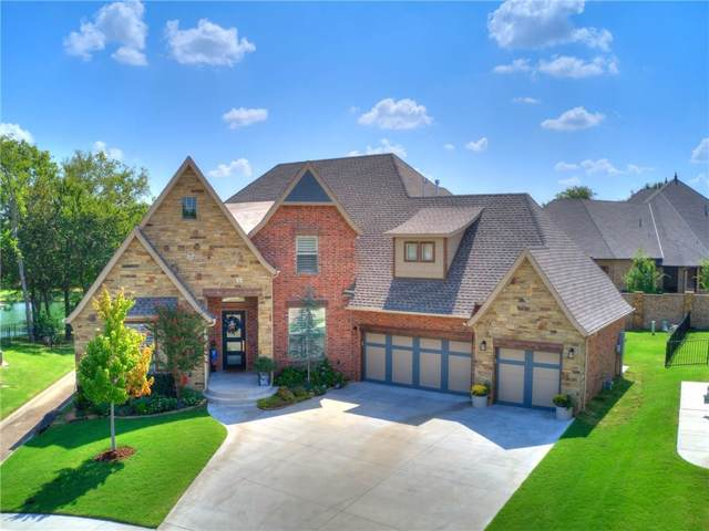 612 Beckman Court, Yukon, OK 73099 (MLS #883817) :: Homestead & Co