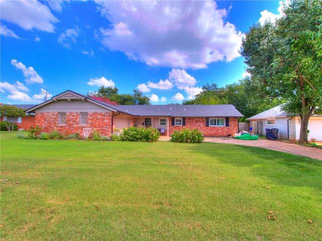 11108 Greystone Avenue, Oklahoma City, OK 73120 (MLS #883819) :: Homestead & Co