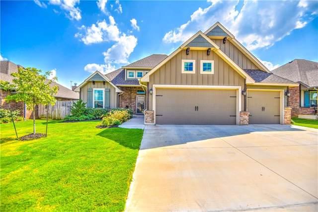 11032 NW 8th Street, Yukon, OK 73099 (MLS #883839) :: Homestead & Co