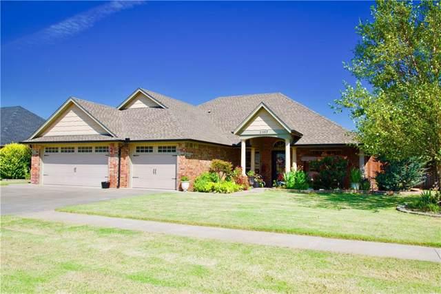 2117 Ez Go Drive, Weatherford, OK 73096 (MLS #883841) :: Homestead & Co