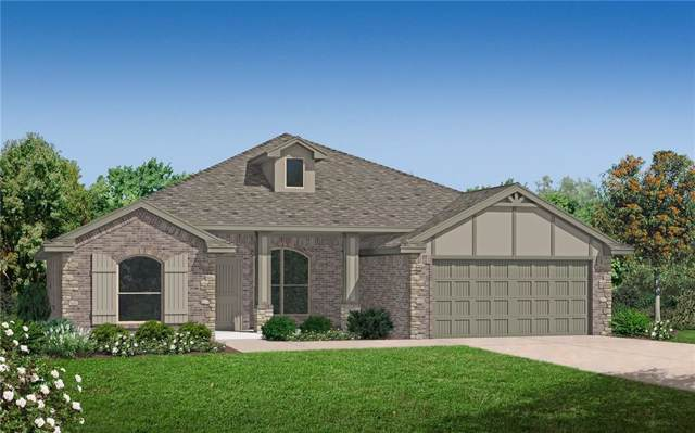 3827 Mistwood Place, Norman, OK 73026 (MLS #883863) :: Homestead & Co