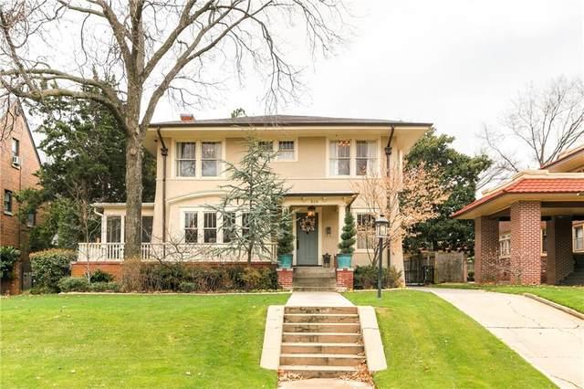 310 NW 16th Street, Oklahoma City, OK 73103 (MLS #883889) :: Homestead & Co