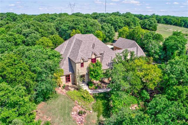 11552 Winding Lake Drive, Edmond, OK 73007 (MLS #883924) :: Homestead & Co