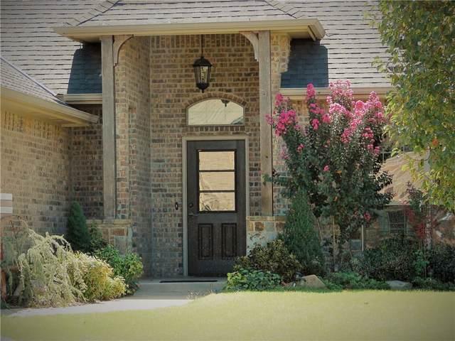 7300 Whirlwind Way, Edmond, OK 73034 (MLS #883934) :: Homestead & Co