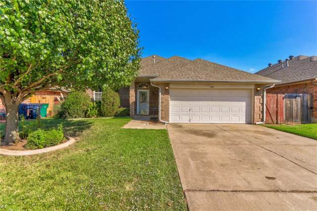 105 SW 132nd Place, Oklahoma City, OK 73170 (MLS #883940) :: KING Real Estate Group