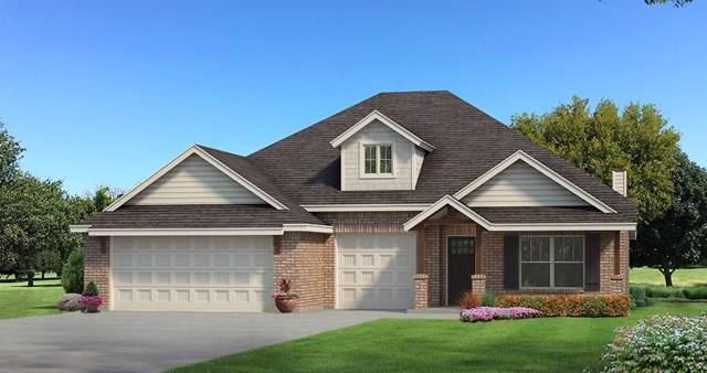 3405 Superior Drive, Moore, OK 73160 (MLS #883955) :: Homestead & Co