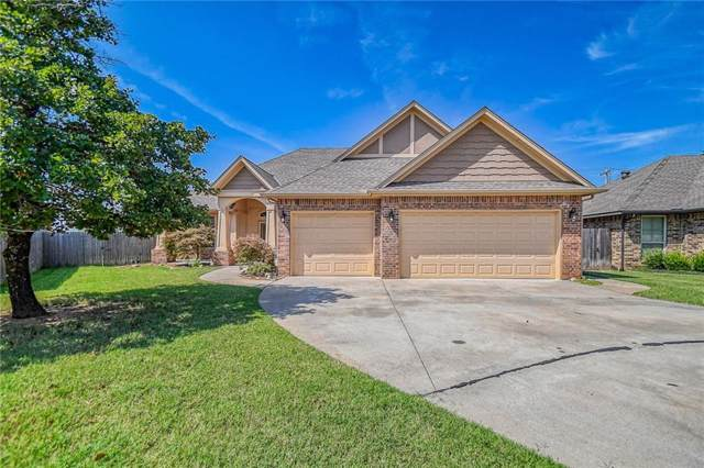 2417 Austrian Pine Drive, Choctaw, OK 73020 (MLS #883964) :: Homestead & Co