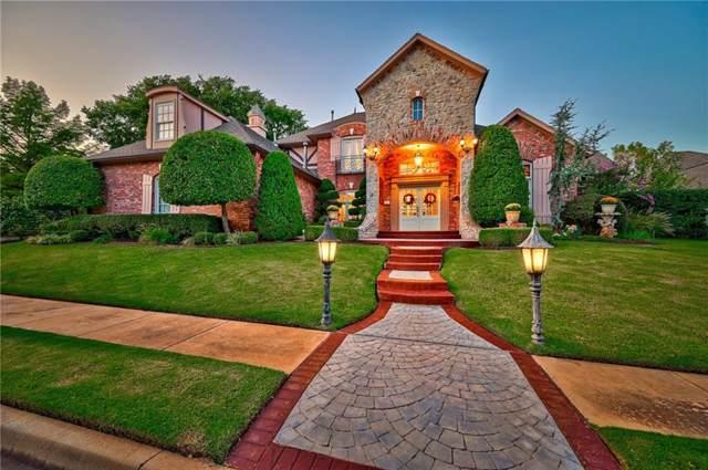 2715 Portofino Place, Edmond, OK 73034 (MLS #883970) :: Homestead & Co
