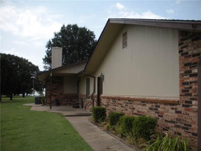 114591 S 4172, Eufaula, OK 74432 (MLS #884003) :: Homestead & Co