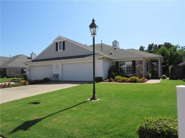 6448 Masons Drive, Oklahoma City, OK 73142 (MLS #884008) :: KING Real Estate Group