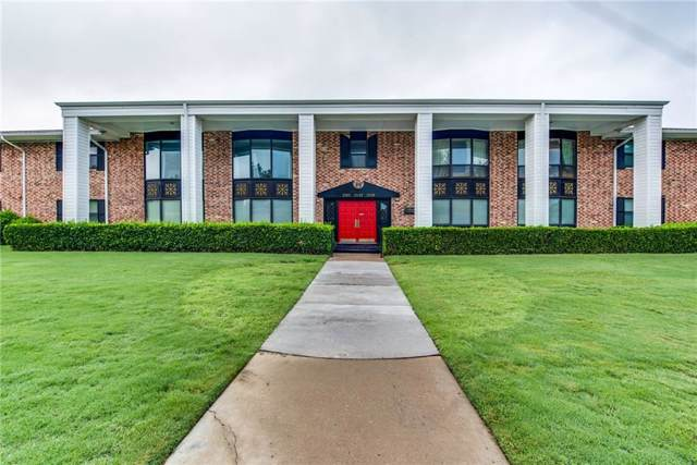 2525 NW 62nd Street #205, Oklahoma City, OK 73112 (MLS #884054) :: Homestead & Co
