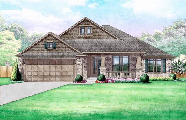 18820 Vivo Drive, Edmond, OK 73012 (MLS #884083) :: Homestead & Co