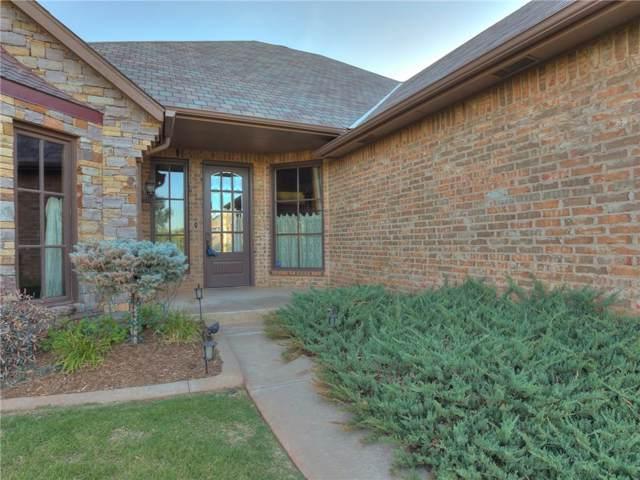 16637 Little Leaf Lane, Edmond, OK 73012 (MLS #884104) :: Homestead & Co
