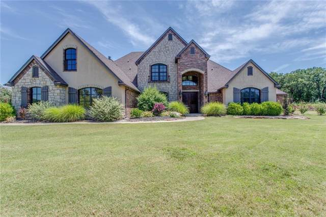 3524 Winding Lake Circle, Arcadia, OK 73007 (MLS #884128) :: Homestead & Co
