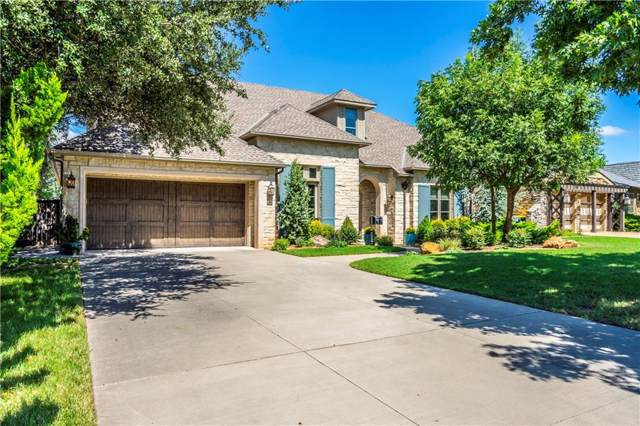 1717 Dorchester Place, Nichols Hills, OK 73120 (MLS #884140) :: Homestead & Co