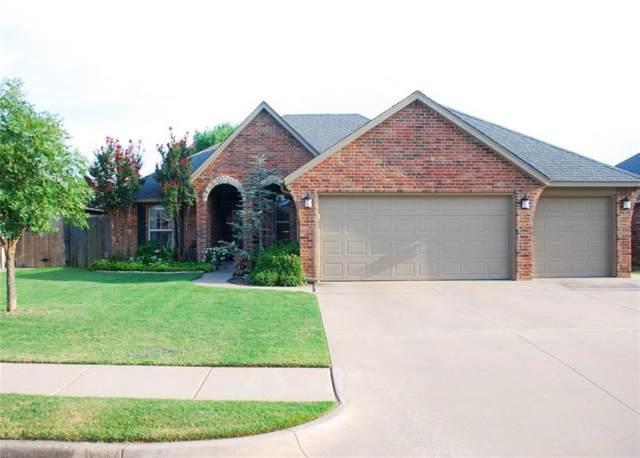20 SW 173rd Street, Oklahoma City, OK 73170 (MLS #884184) :: Homestead & Co