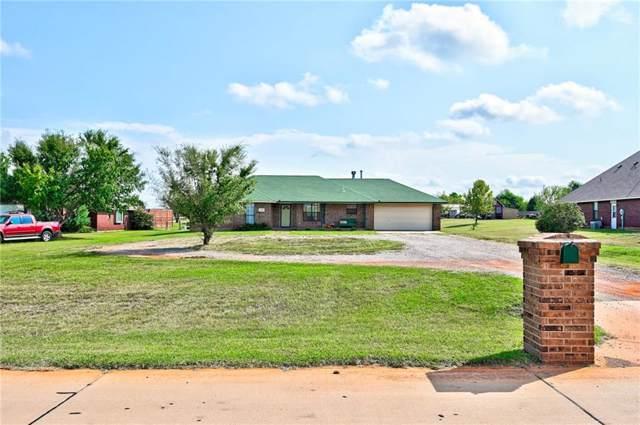 1220 Misty Drive, Piedmont, OK 73078 (MLS #884199) :: KING Real Estate Group