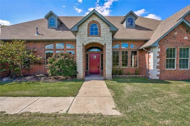 13865 Bynum Way, Jones, OK 73049 (MLS #884214) :: Homestead & Co