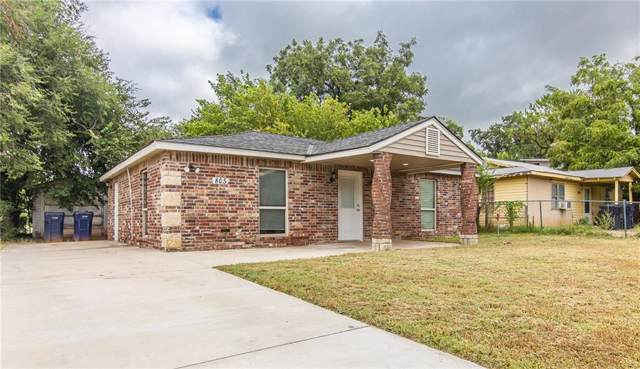 805 SE 43rd Street, Oklahoma City, OK 73129 (MLS #884216) :: Homestead & Co