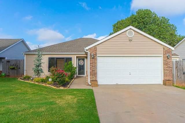 3036 Pinecrest Street, Norman, OK 73071 (MLS #884221) :: KING Real Estate Group