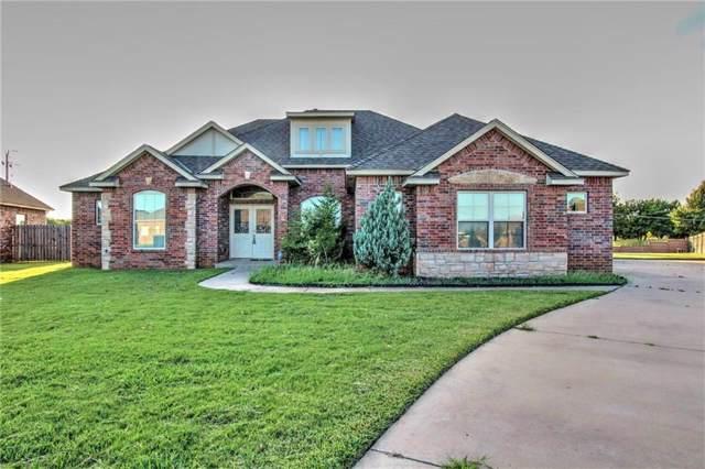 6313 Green Meadow Lane, Oklahoma City, OK 73132 (MLS #884226) :: Keri Gray Homes