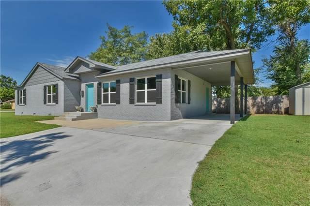 4500 N Rockwell Avenue, Bethany, OK 73008 (MLS #884232) :: Homestead & Co