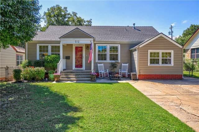 512 NW 48th Street, Oklahoma City, OK 73118 (MLS #884238) :: Homestead & Co