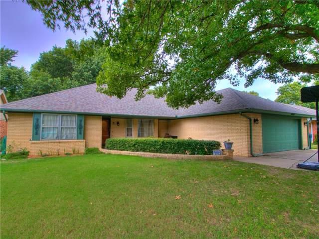 9909 Henderson Drive, Oklahoma City, OK 73139 (MLS #884239) :: KING Real Estate Group